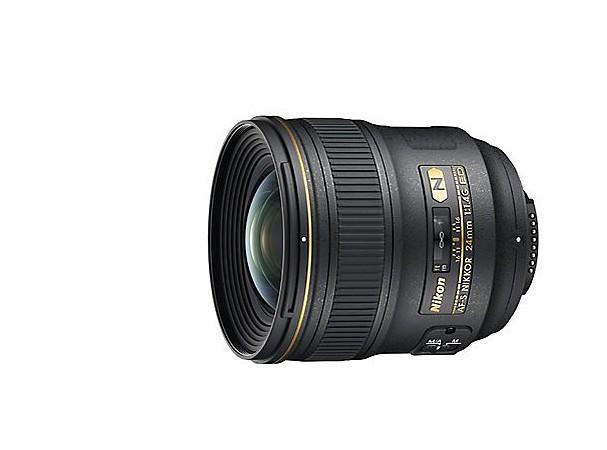 Купить -  Nikon AF-S NIKKOR 24mm f/1.4G ED