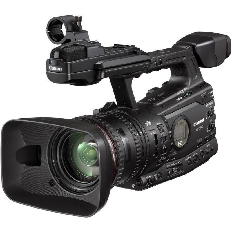 Купить - Canon Canon XF300