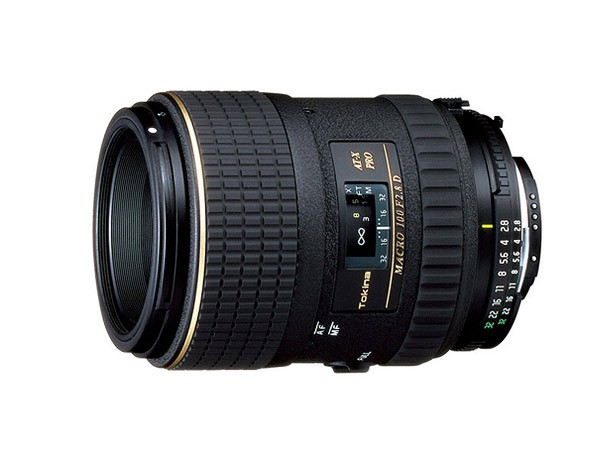 Купить -  Объектив Tokina AT-X D 100mm f/2.8 macro (Nikon)