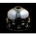 Фото -  Защитный стеклянный колпак (пайрекс) BOWENS MINI HEAD UV DOME для генераторных голов 3K MINI HEAD S TYPE (BW-7658)