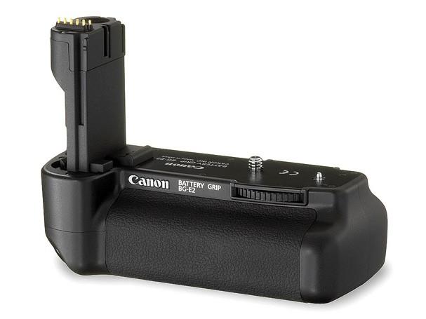 Купить -  Ручка-держатель аккумуляторов Canon BG-E2N