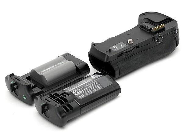 Купить -  Ручка-держатель аккумуляторов Nikon MB-D10 D300