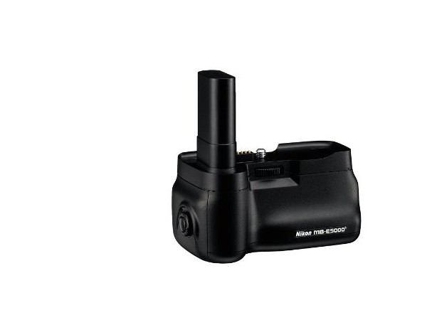 Купить -  Ручка-держатель аккумуляторов Nikon MB-E5000