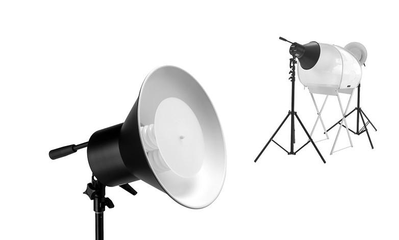 "Купить -  Комплект постоянного света BOWENS TRILITE III KIT ""Dot Com Table Top Studio"" (BW-3355)"
