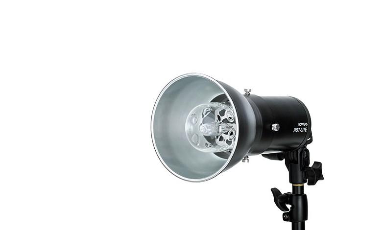 Купить -  Галогеновый осветительный прибор BOWENS HOTLITE 500W (BW-3561)