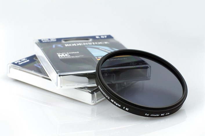 Купить - RODENSTOCK Светофильтр RODENSTOCK Digital HR Circular Polfilter MC (10950090072)
