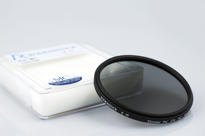 Купить -  RODENSTOCK циркулярно-поляризационный светофильтр мультипросветленный Circular Polfilter MC M58