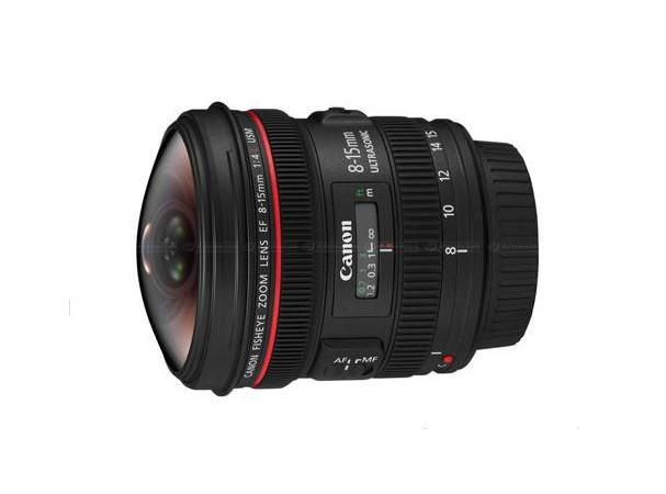 Купить -  Canon EF 8-15mm f/4L USM FISHEYE (Официальная гарантия)