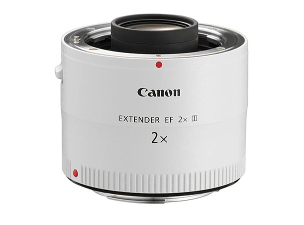 Купить -  Canon Extender EF 2x III (Официальная гарантия)