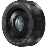 Фото - Panasonic Объектив Panasonic 20mm f/1.7 II ASPH. Lumix G (H-H020AE-K)