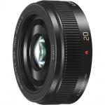 Фото Panasonic Panasonic 20mm f/1.7 II ASPH. Lumix G (H-H020AE-K)