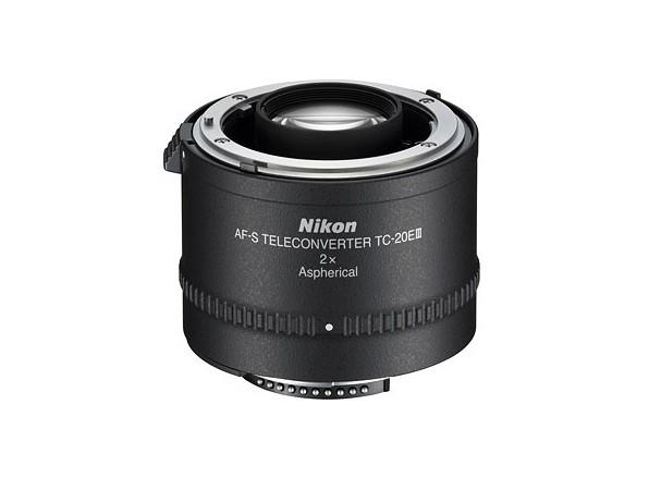 Купить -  Nikon AF-S Teleconverter TC-20E III
