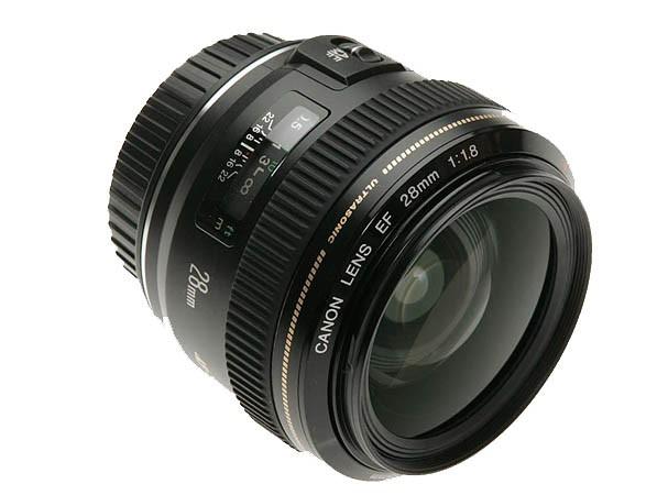 Купить - Canon Canon EF 28mm f/1.8 USM