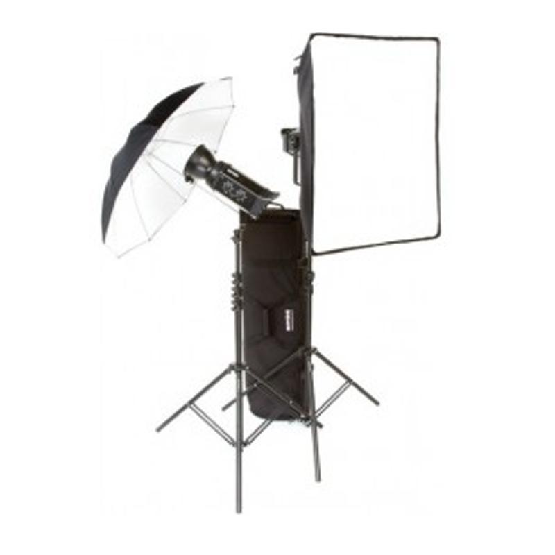Купить -  Готовый студийный комплект BOWENS GEMINI 250C/250C KIT (BW-4940)