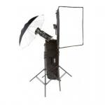 Фото -  Готовый студийный комплект BOWENS GEMINI 250C/250C KIT (BW-4940TX)