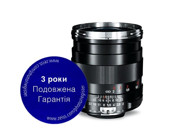 Купить -  Carl Zeiss Distagon T* 2/28 ZF.2 - объектив с байонетом Nikon + светофильтр Carl Zeiss T* UV Filter 58 mm в подарок!!!