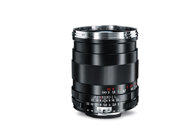 Купить -  Carl Zeiss Distagon T* 2/35 ZF - объектив с байонетом Nikon