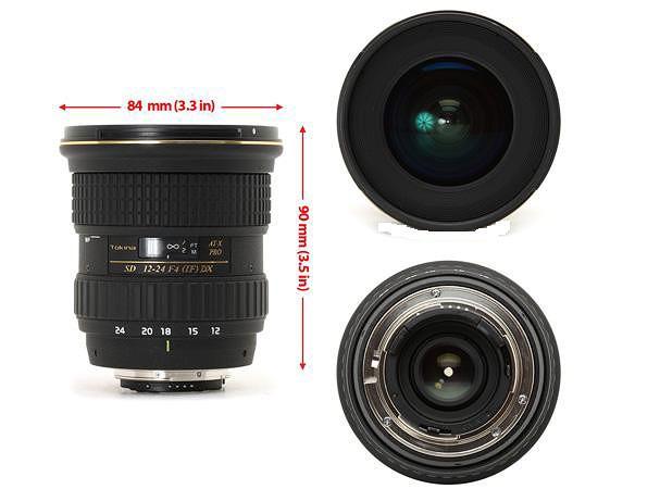 Купить -  Объектив Tokina AT-X PRO DX 12-24mm f/4.0 (Nikon)