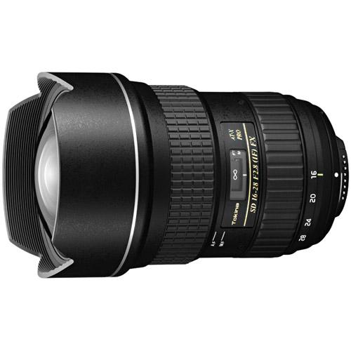 Купить -  Объектив Tokina AT-X 16-28mm f/2.8 (Nikon)