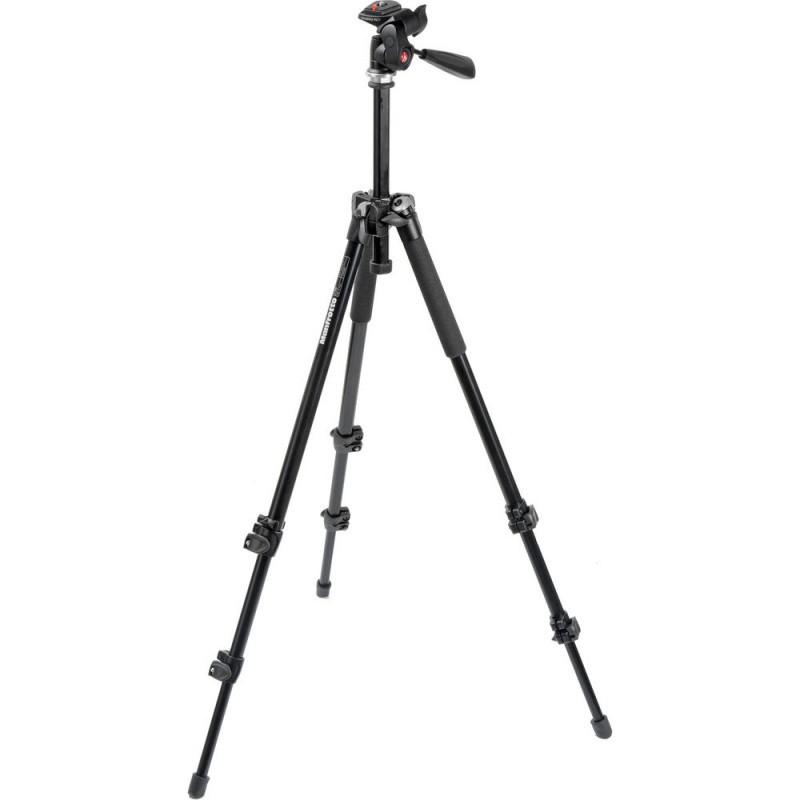 Купить -  Штативный комплект Manfrotto MK293A3-A3RC1