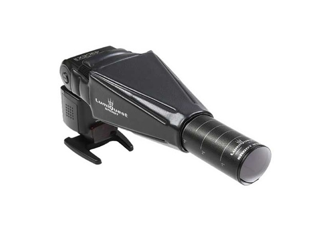 Купить -   LumiQuest LQ-115 Snoot XTR