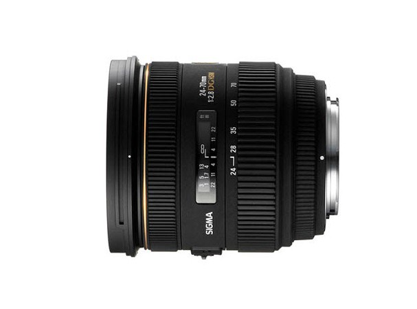 Купить -  SIGMA 24-70/2.8  DC EX DG HSM IF Nikon
