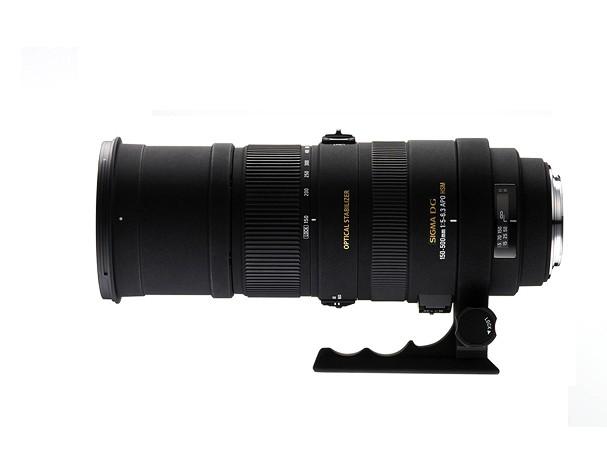 Купить -   SIGMA AF 150-500 mm F/5-6.3 APO OS DG HSM for Canon