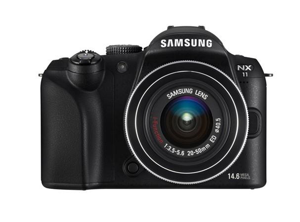 Купить -  Samsung NX11 + 18-55mm II Kit