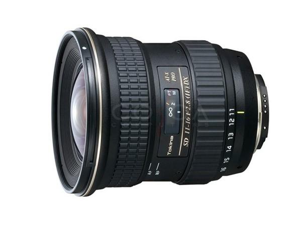 Купить -  Объектив Tokina AT-X PRO DX 11-16mm f/2.8 (Canon)