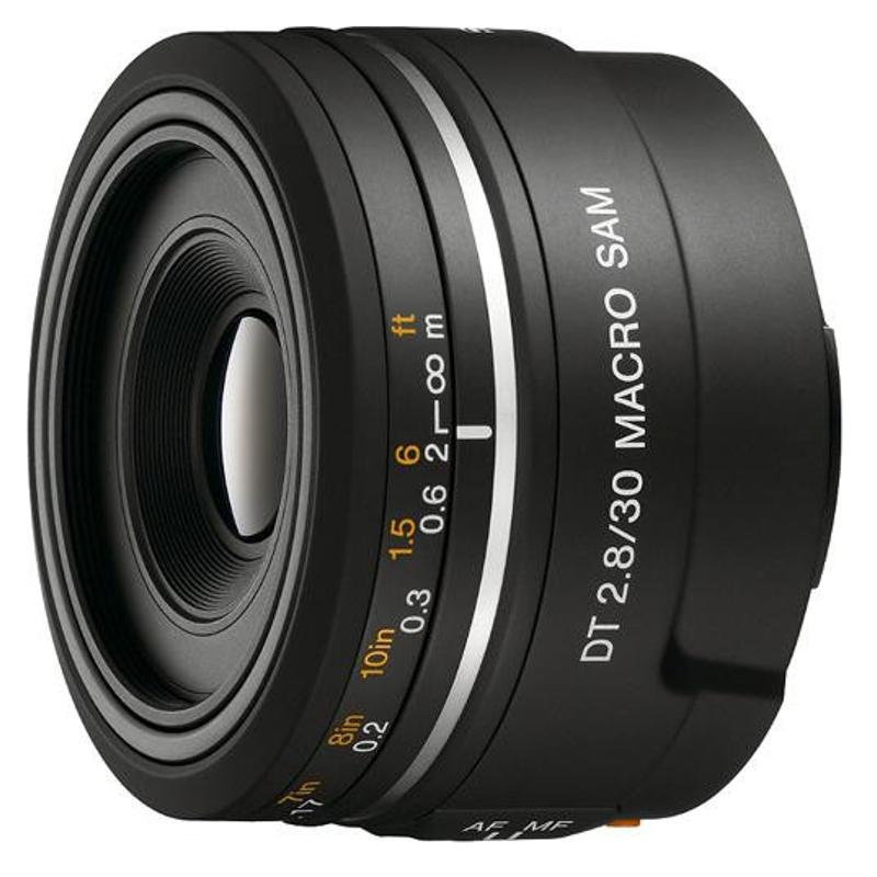 Купить - Sony Sony 30mm F2.8 Macro (SAL30M28.AE)