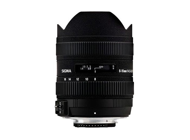 Купить -  Объектив Sigma 8-16/4,5-5,6 DC HSM for CANON