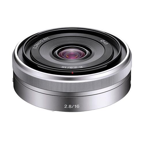 Купить - Sony Sony 16mm F2.8 для камер NEX (SEL16F28.AE)
