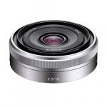 Фото - Sony Sony 16mm F2.8 для камер NEX (SEL16F28.AE)
