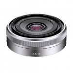 Фото - Sony Об'єктив Sony 16mm F2.8 для камер NEX (SEL16F28.AE)