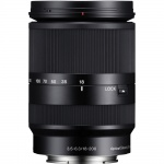 Фото Sony Sony 18-200mm f/3.5-6.3 LE для камер NEX (SEL18200LE.AE)