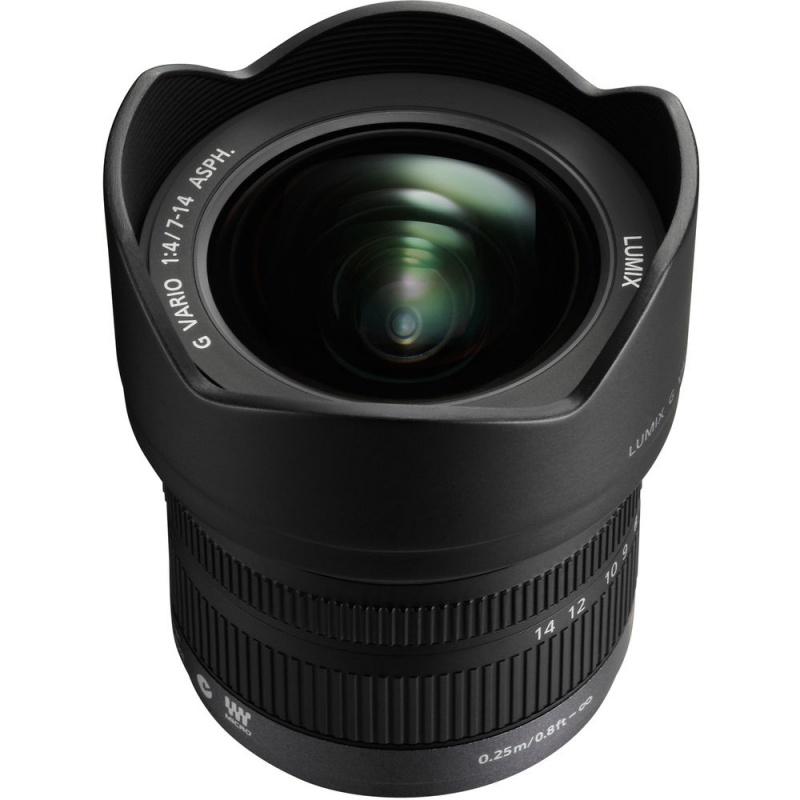 Купить - Panasonic Panasonic Lumix G 7-14mm f/4.0 ASPH (H-F007014E)