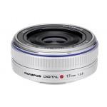 Фото -  Olympus 17mm 1:2.8 Silver (Официальная гарантия)