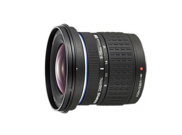 Купить -  Olympus M.ZUIKO DIGITAL ED 9-18mm 1:4.0-5.6 Black (Официальная гарантия)