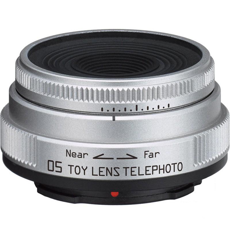 Купить -  PENTAX Q Toy Lens Telephoto 18mm f/8 (05)