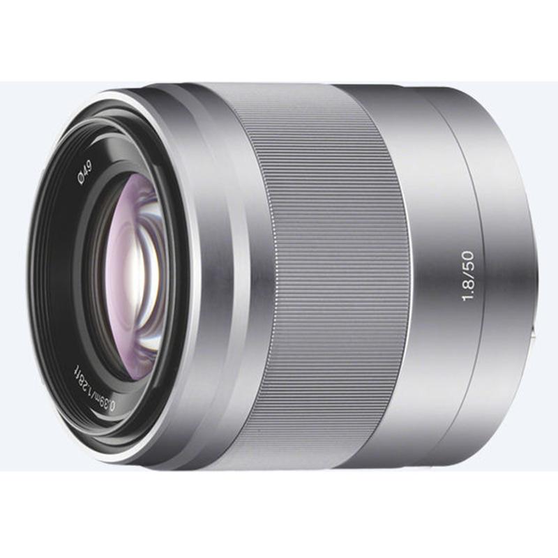 Купить - Sony Sony 50mm f/1.8 для камер NEX (SEL50F18.AE)