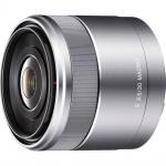 Фото - Sony Sony 30mm f/3.5 Macro для камер NEX (SEL30M35.AE)