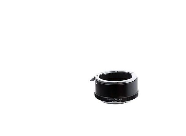 Купить -  Voigtlander Adapter Nikon-F / SONY E - переходное кольцо адаптер
