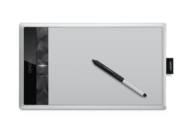 Купить -  Wacom Bamboo Fun Pen&Touch (CTH-470S-RUPL)