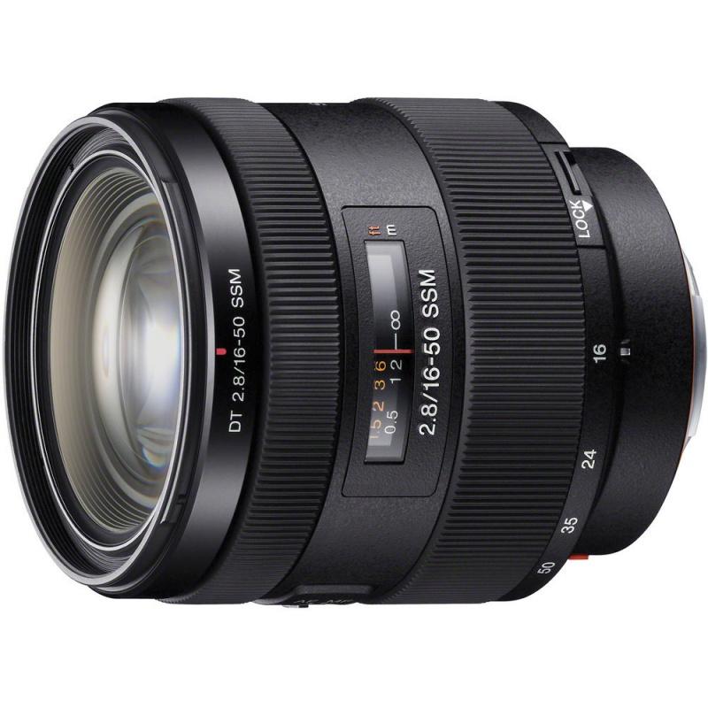 Купить - Sony Sony 16-50mm F2.8 SSM (SAL1650.AE)