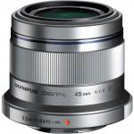 Фото - Olympus Olympus M.ZUIKO DIGITAL 45mm 1:1.8 Silver (Официальная гарантия)