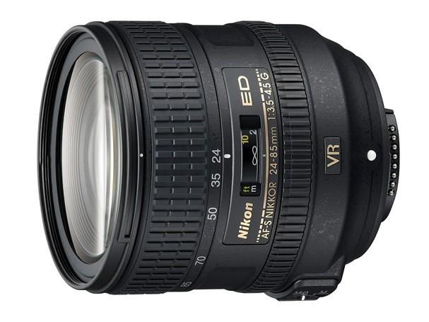 Купить -  Nikon AF-S NIKKOR 24–85 мм f/3,5–4,5G ED VR