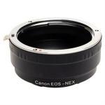 Фото -  Адаптер Sony NEX - Canon EOS