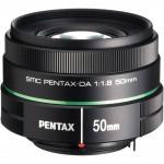 Фото - Pentax Pentax SMC DA 50mm f/1.8 (Официальная гарантия)