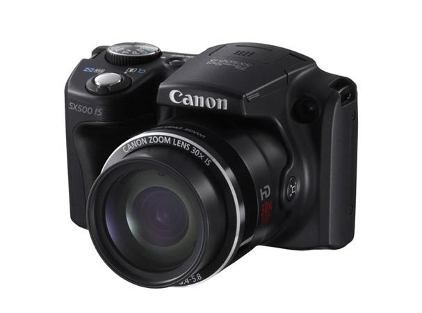 Купить -  Canon PowerShot SX500 IS