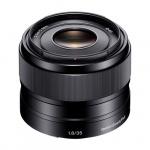 Фото - Sony Об'єктив Sony 35mm f / 1.8 для камер NEX (SEL35F18.AE)